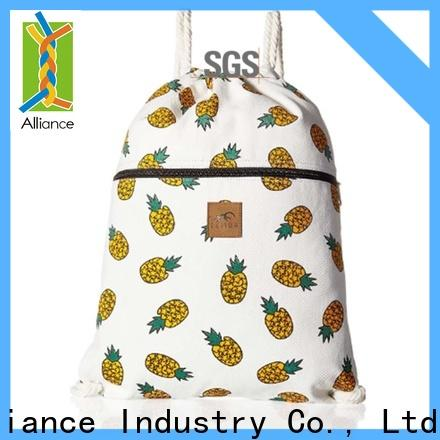 quality canvas tote bags from China for women