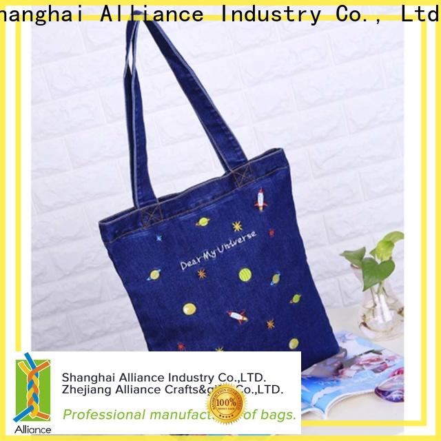 Alliance quality cotton bag series for women