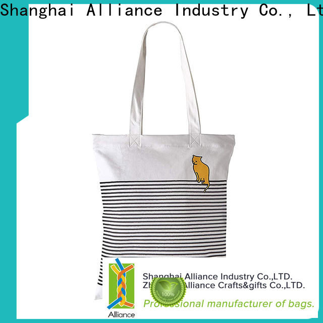 Alliance cotton bag directly sale for books