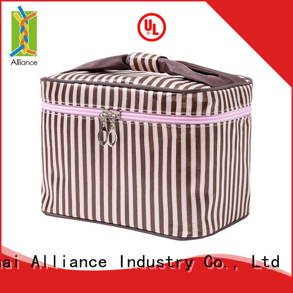 professional travel makeup bag supplier for tirp