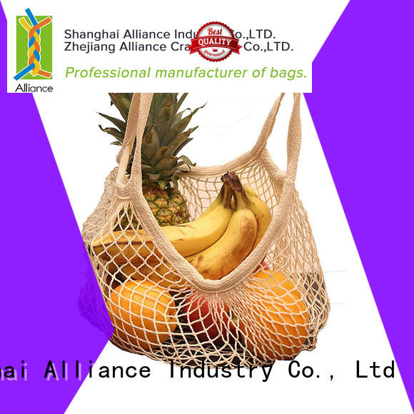professional mesh laundry bags factory price for beach