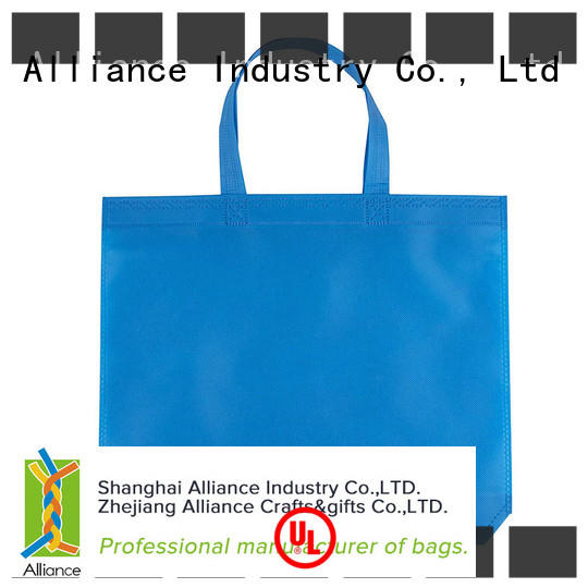 Alliance cotton tote bags directly sale for books