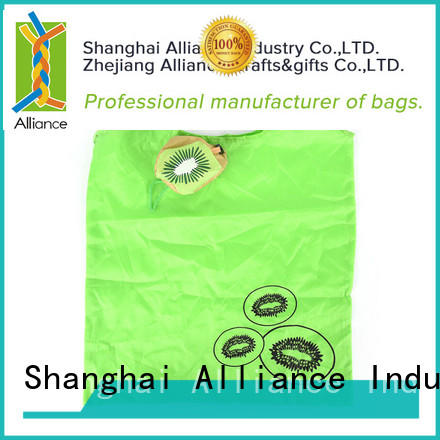 Alliance elegant reusable shopping bags with good price for fruit