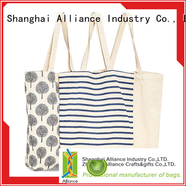reliable personalized tote bags series for grocery