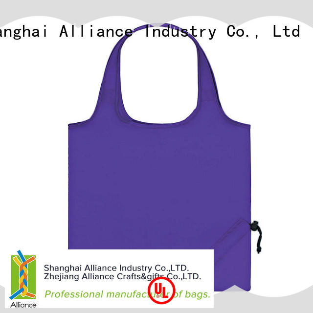 approved foldable shopping bag design for grocery