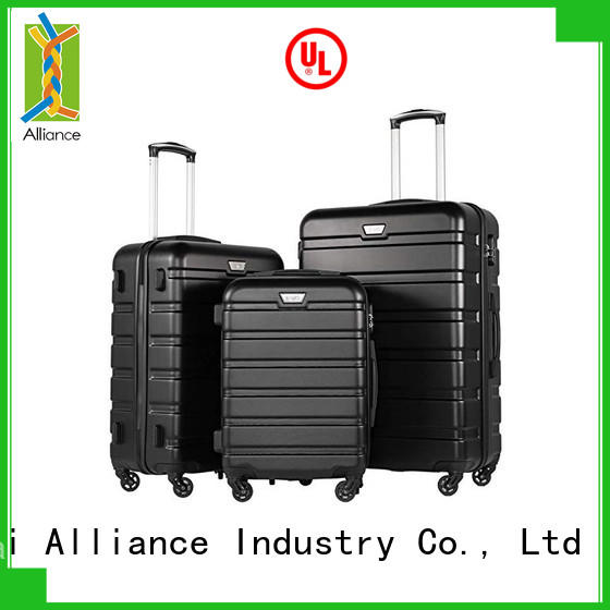 Alliance lightweight suitcases supplier for vacation