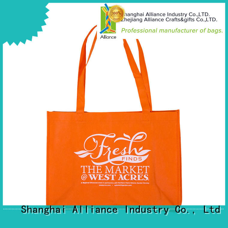 reusable personalized tote bags from China for grocery