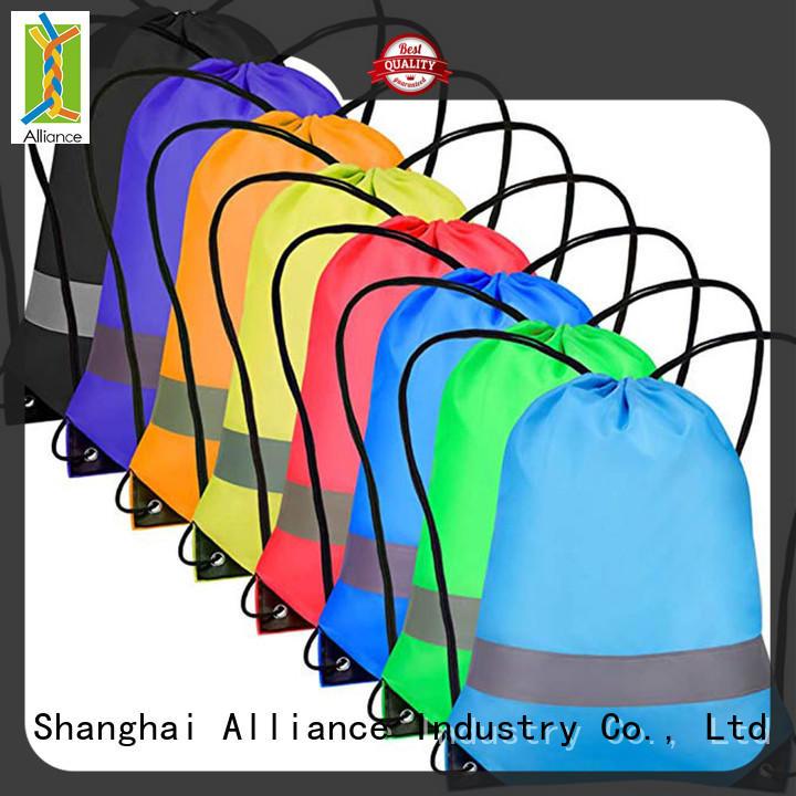 Alliance excellent drawstring pouch design