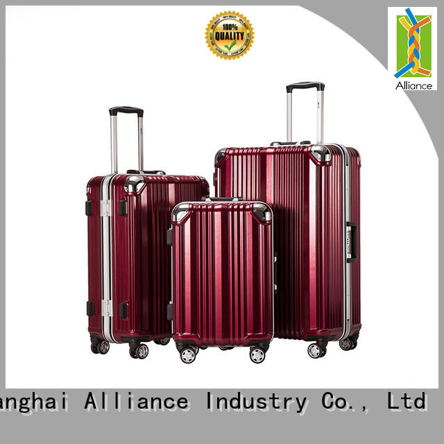 hard hard case suitcase factory price for travel Alliance