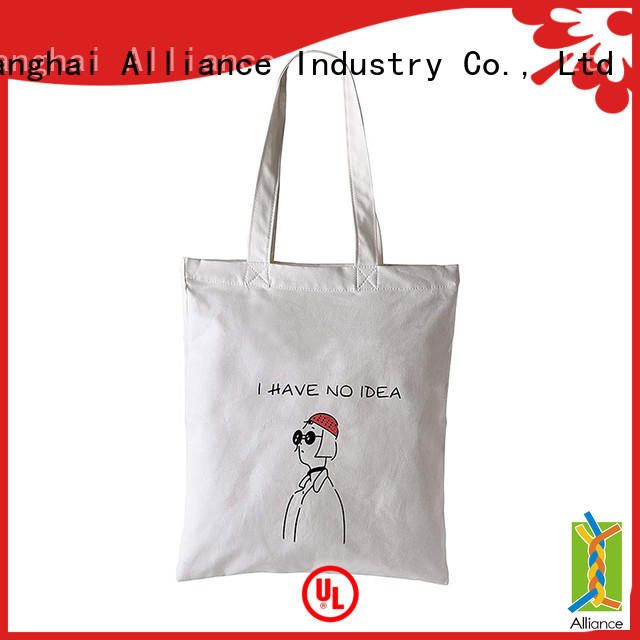 Alliance tote bags manufacturer for grocery