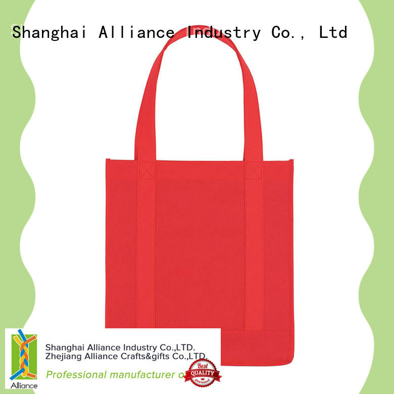Alliance canvas tote bags directly sale for grocery
